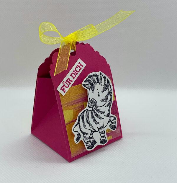 Mitbringsel Zany Zebras