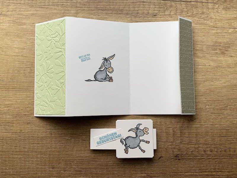 Triple-Fold-Card_Esel_offen