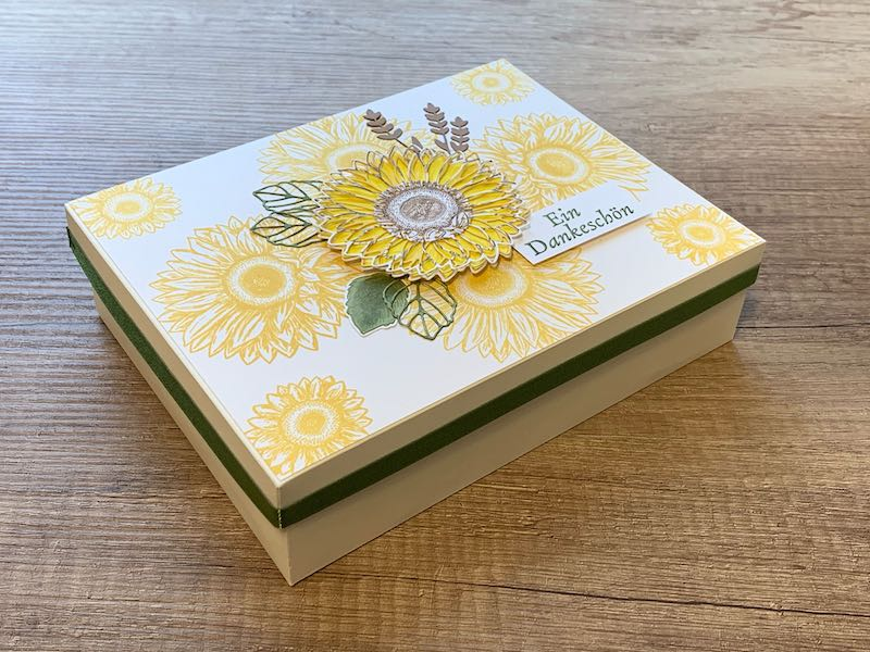 Geschenkbox_Sonnenblumen