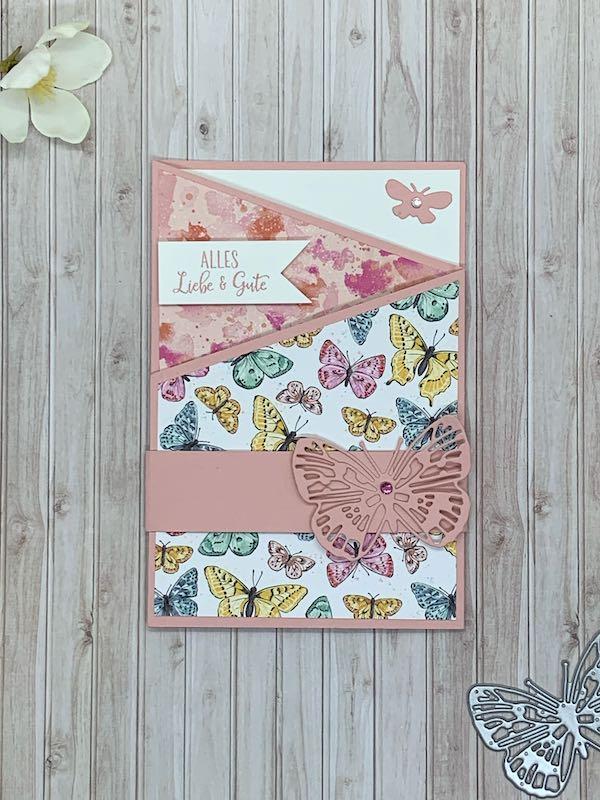 Z-Fold-Card_Schmetterling_Kirschblüte_liegend