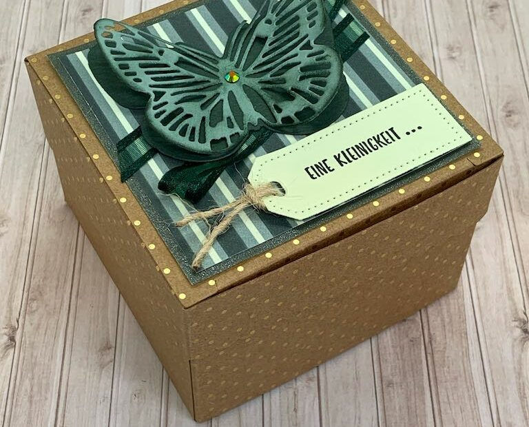 Geschenkschachtel_Lodengrün