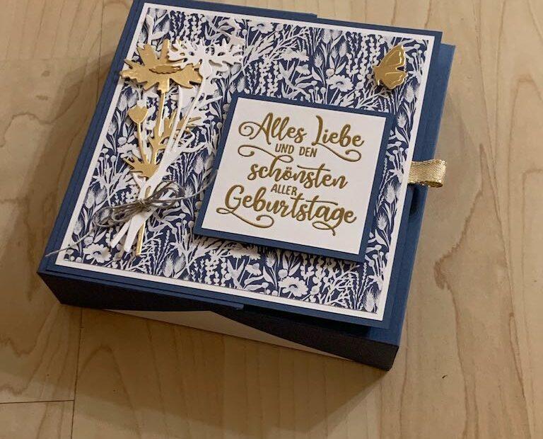 Pralinenverpackung_Geburtstag_Blau-Weiß-Gold